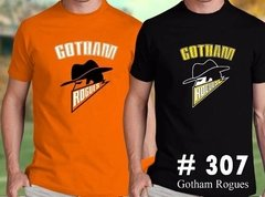 Remera De Comics - Rogues Gotham -  Batman Dc Comics - comprar online