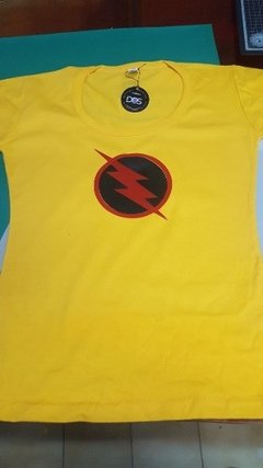 Flash Reverso - Edward Clariss - Remera De Comics  #149 - tienda online