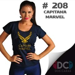 Capitana Marvel - Avengers Captain Marvel #431 Remera Comics en internet