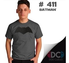 Batman Justice League Remeras Comics # 411
