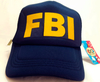 Gorra Visera Trucker Fbi, Los Expedientes Secretos X Serie