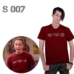 Remera De Comics - The Big Bang Theory - The Flash