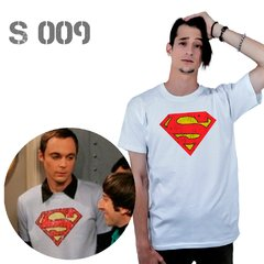 The Big Bang Theory - Sheldon Cooper Superman