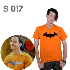 Remera De Comics - The Big Bang Theory - Batman