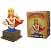 Superman Animated Series Supergirl Bust Resin Limited