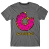 Remera Simpsons Eat Diferenet (154) Talle XL