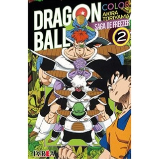 Dragon Ball Color: Saga Freezer 02