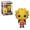 Funko Pop! Television: The Simpsons- Treehouse of Horror- Demon Lisa #821