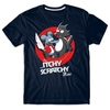 Remera Simpsons Itchy And Scratchy (S148) Talle S