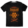 Remera Dragon Ball Adventures 1984 (S098) Talle L