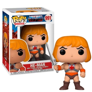Funko Pop! Television: Masters of the Universe - He-man #991