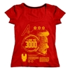 Remera Love You 3000 (S136) Talle 1 (M)