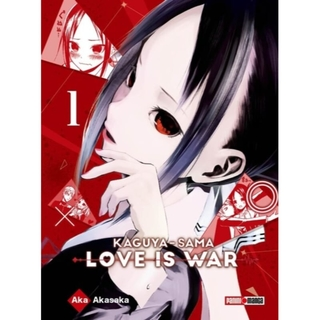 Kaguya-Sama Love Is War 01