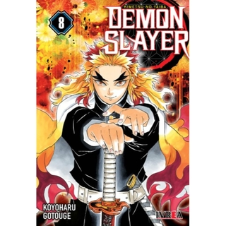 Demon Slayer - Kimetsu No Yaiba 08