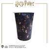 Vasos Polipapel x 10 Magical  Celestial Gold Harry potter