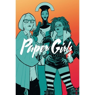 Paper Girls Tomo Nº 04/06