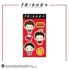 Stickers Chibi-Friends Boys