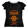 Remera Dragon Ball Adventures 1984 (S098) Talle 1 (M)