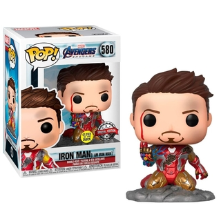 Funko Pop! Avengers: Endgame Ironman (I Am Iron Man) #580
