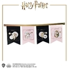 Banderines Escudos CasasCelestial Gold Harry Potter