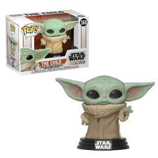 Funko POP! Star Wars: The Mandalorian - The Child #368 (Baby Yoda)