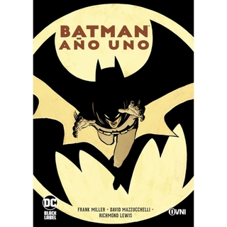 Dc - Black Label - Batman: Año Uno