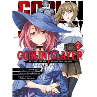 Goblin Slayer 07