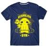 Remera Pokemon Vermilion Gym (S180) Talle S