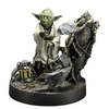 Star Wars The Empire Strikes Back - Yoda On Dagoban Artfx 1/7 Scale Statue