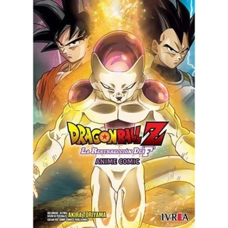 Dragon Ball Z: La Resurrección de Freezer - Anime Comic - (Tomo Unico)