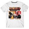 Remera Wolverine Vs Deadpool (S159) Talle S