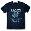 Remera Stark Industries (S134) Talle XL