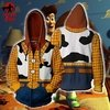 Jaqueta Blusa Casaco - Woody Clássico Toy Story