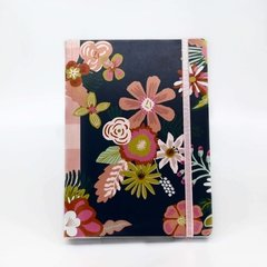 Linea Flower Power - Notebook Grande