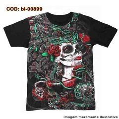 Camiseta Morte Mexicana