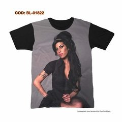 Camiseta  Amy Winehouse