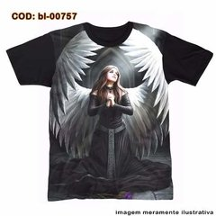 Camiseta Angel / Angel Gothic Metal