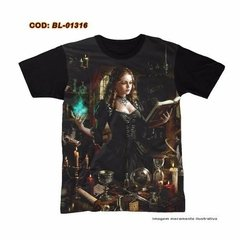 Camiseta  Bruxa Witcher Sexy