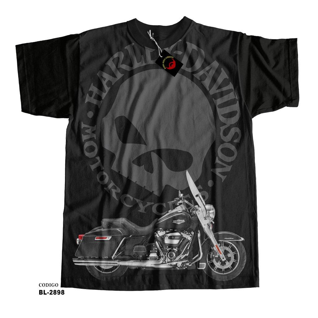 Camiseta Harley Davidson Road King Special