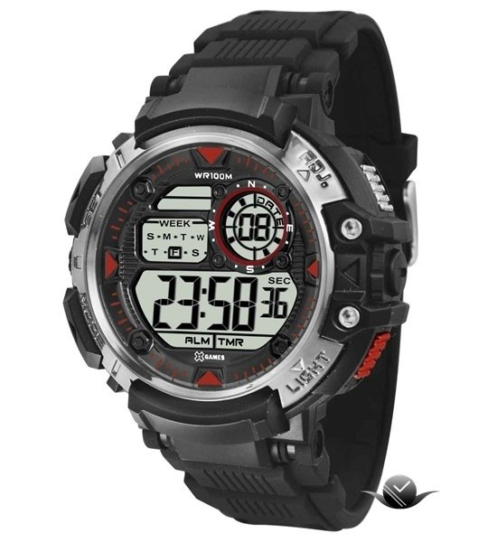70858c99e5ac Relógio X-Games XMPPD477