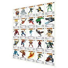Cartas Super HEROES   80 en internet