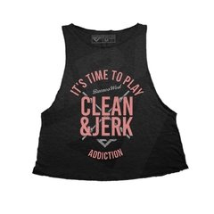 CLEAN & JERK Sudadera