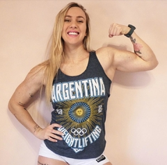 ARGENTINA WEIGHTLIFTING