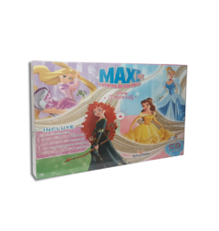 MAXI BOX PRINCESAS DISNEY