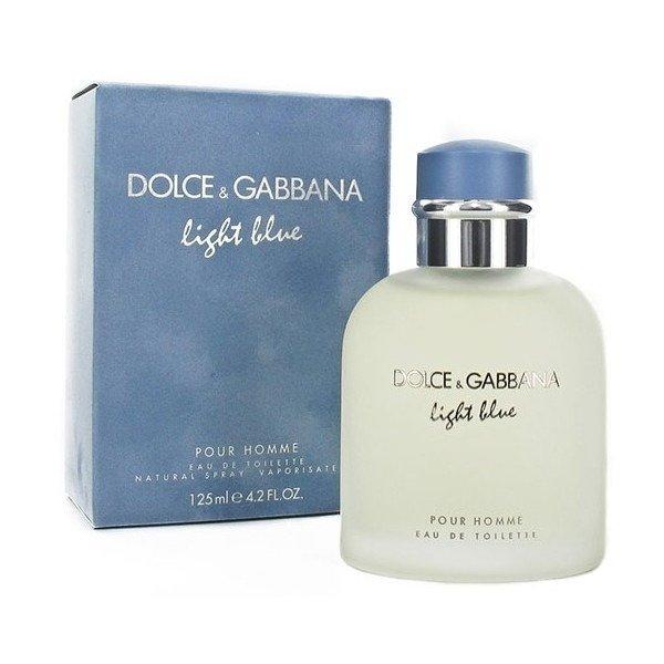 Gabbana Blue Dolce Light 125 Ml Hm 54ARjL