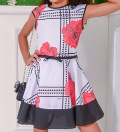 Vest. Red Rose - 2252504 - comprar online