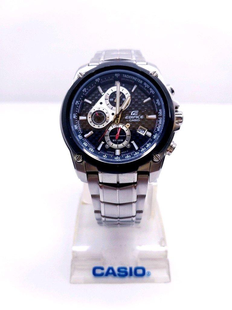 1073e8ffe642 Casio Edifice Black - Comprar en Relojería Privilegio
