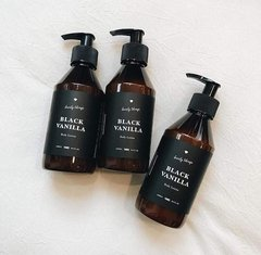 BODY LOTION BLACK VANILLA