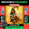 Mortal Kombat 11 Ps4 Digital | Pre-order | 2° | Anti-block!