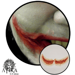 Heridas FX | Joker/Guason de Heath Ledger